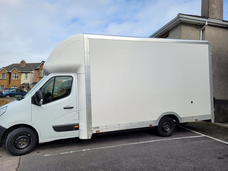 Man-With A Van Services - House Removal
